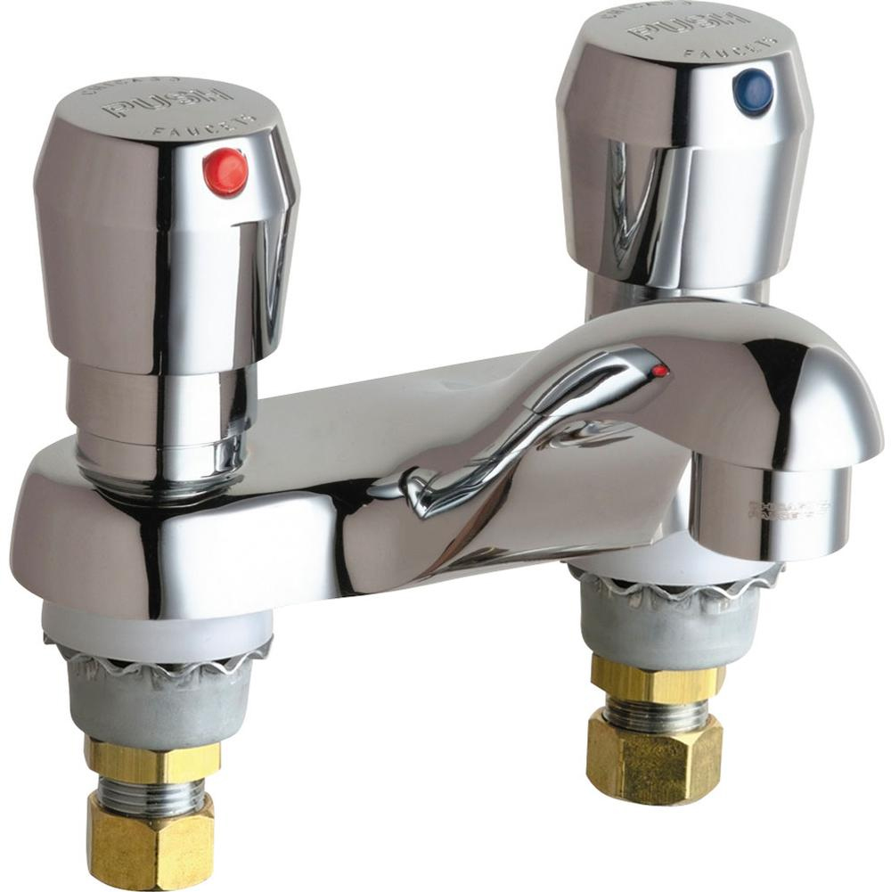 Chicago Faucets 802 V665abcp